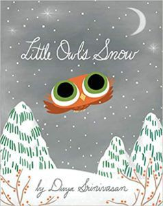 Little Owl's Snow book cover