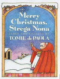 Merry Christmas Strega Nona by Tomie dePaola