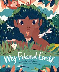 My Friend Earth book cover