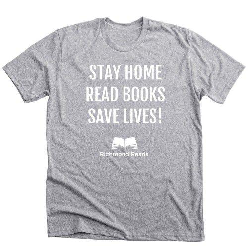 Richmond Reads T-Shirt from Bonfire