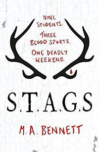 STAGS by MA Bennett