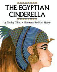 Egyptian Cinderella Cover