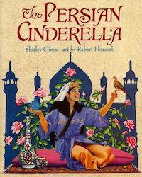 The Persian Cinderella Cover