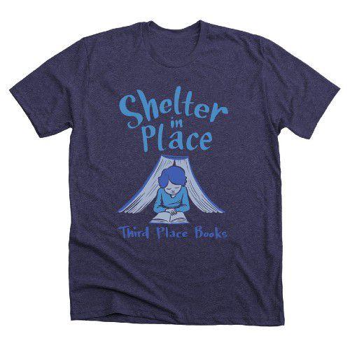 Third Place Books from Seattle, WA T-shirt Bonfire