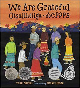 we are grateful otsaliheliga book cover