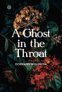 A Ghost in the Throat from Book Releases Delayed Due To Coronavirus | bookriot.com