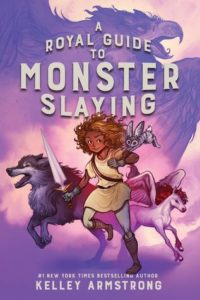 A Royal Guide to Monster Slaying from Feel-Good Middle Grade Books | bookriot.com