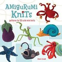 Amigurumi Knitting book cover