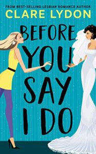 before-you-say-i-do-clare-lydon cover