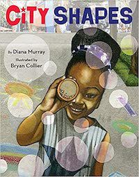 city shapes book cover