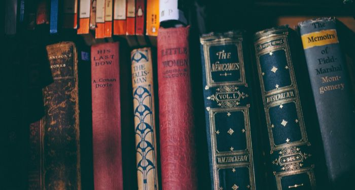 Books Entering the Public Domain in 2021