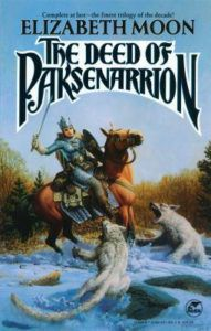 The Deed of Paksenarrion cover