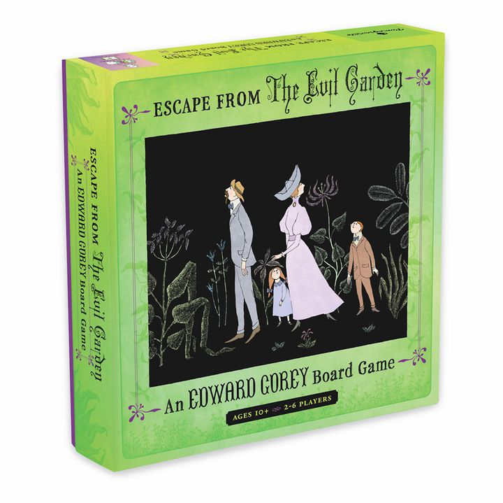 Edward Gorey board game