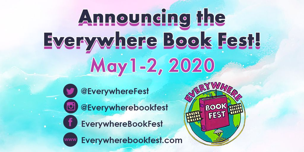 Everywhere Book Fest from Virtual Book Events To Attend From Home | bookriot.com