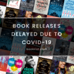 Book Releases Delayed Due To Covid-19