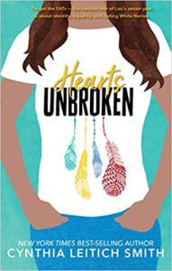 cover image of Hearts Unbroken by Cynthia Leitich Smith