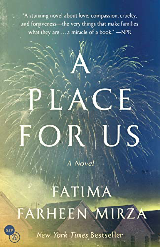 cover image of A Place for Us by Fatima Farheen Mirza