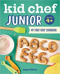 Kid Chef Junior Book Cover