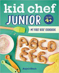 Kid Chef Junior Book Cover