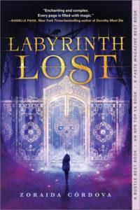 Labirinto Capa perdida