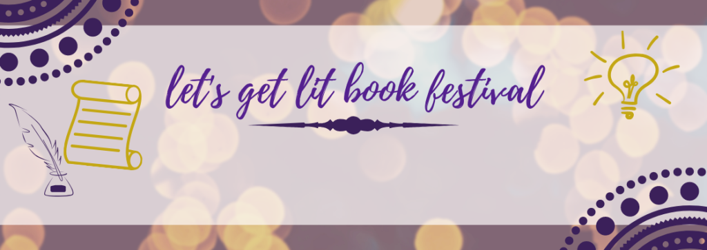 Let's Get Lit Book Festival from Virtual Book Events To Attend From Home | bookriot.com