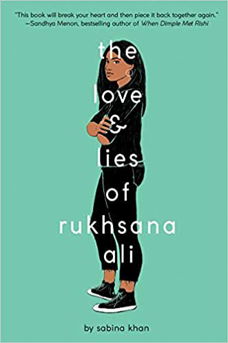 The Love and Lies of Rukhsana Ali Book Cover
