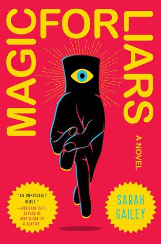 Magic for Liars cover