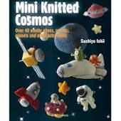 Mini Knitted Cosmos book cover