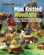 Mini Knitted Woodland book cover