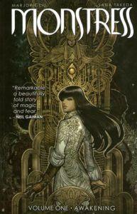 Monstress Vol. One