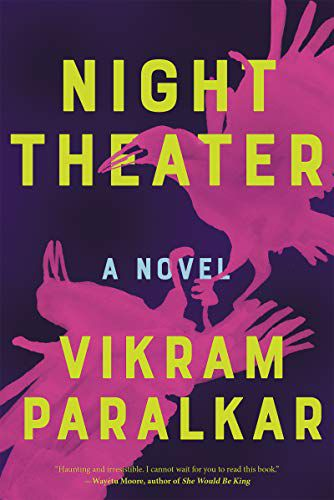 The Night Theater cover