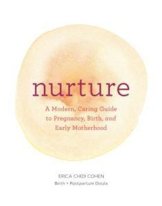 nurture guide to pregnancy book cover