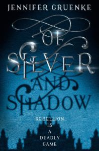 Of Silver and Shadow from Book Releases Delayed Due To Coronavirus | bookriot.com
