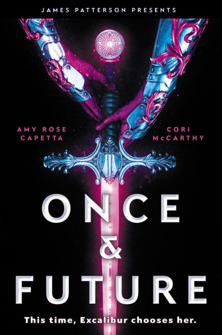 Once & Future by Amy Rose Capetta and Cori McCarthy cover