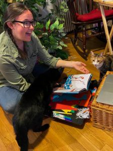 Rescue Cat Virtual Storytime