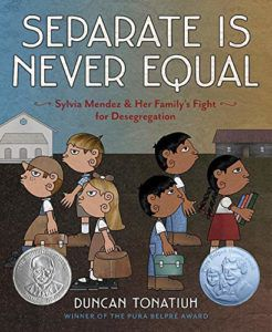 Separate Is Never Equal Cover