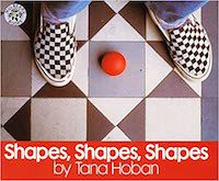 cover of shapes, shapes, shapes