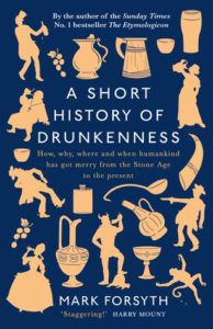 A Short History of Drunkenness cover