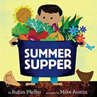 summer supper book cover