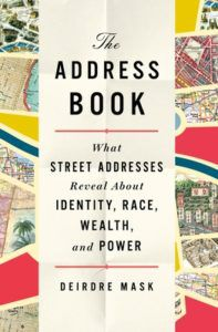 The Address Book cover
