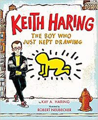 The Boy Who Just Kept Drawing cover