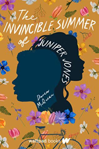 The Invincible Summer of Juniper Jones cover