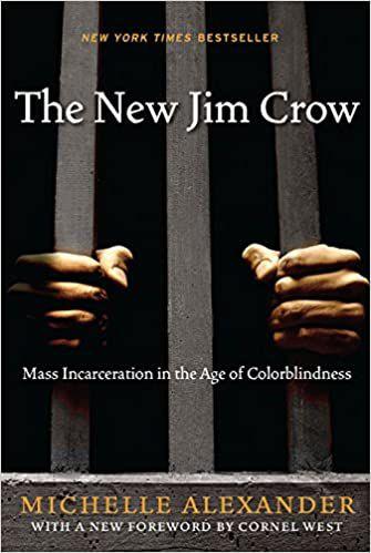A nova capa do livro Jim Crow