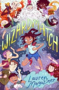 Wizardmatch from Feel-Good Middle Grade Books | bookriot.com