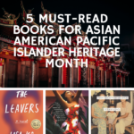 As May is Asian American Pacific Islander Heritage Month, we recommend these five books to celebrate their cultures and pay them homage. | BookRiot.com | Asian Literature | Chinese Literature | Philippine Literature | Hawaiian Literature | Diverse Reads |