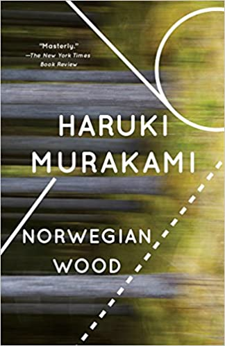 Norweigan Wood book cover
