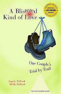 A Blistered Kind of Love Book Cover
