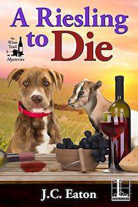 Dog, goat and wine