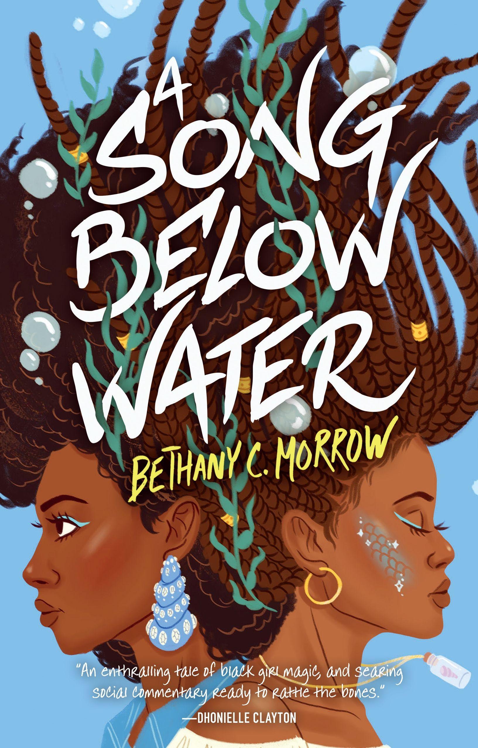 Capa de A Song Below Water