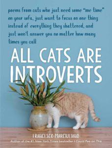 Todos os gatos são introvertidos por Francesco Marciuliano